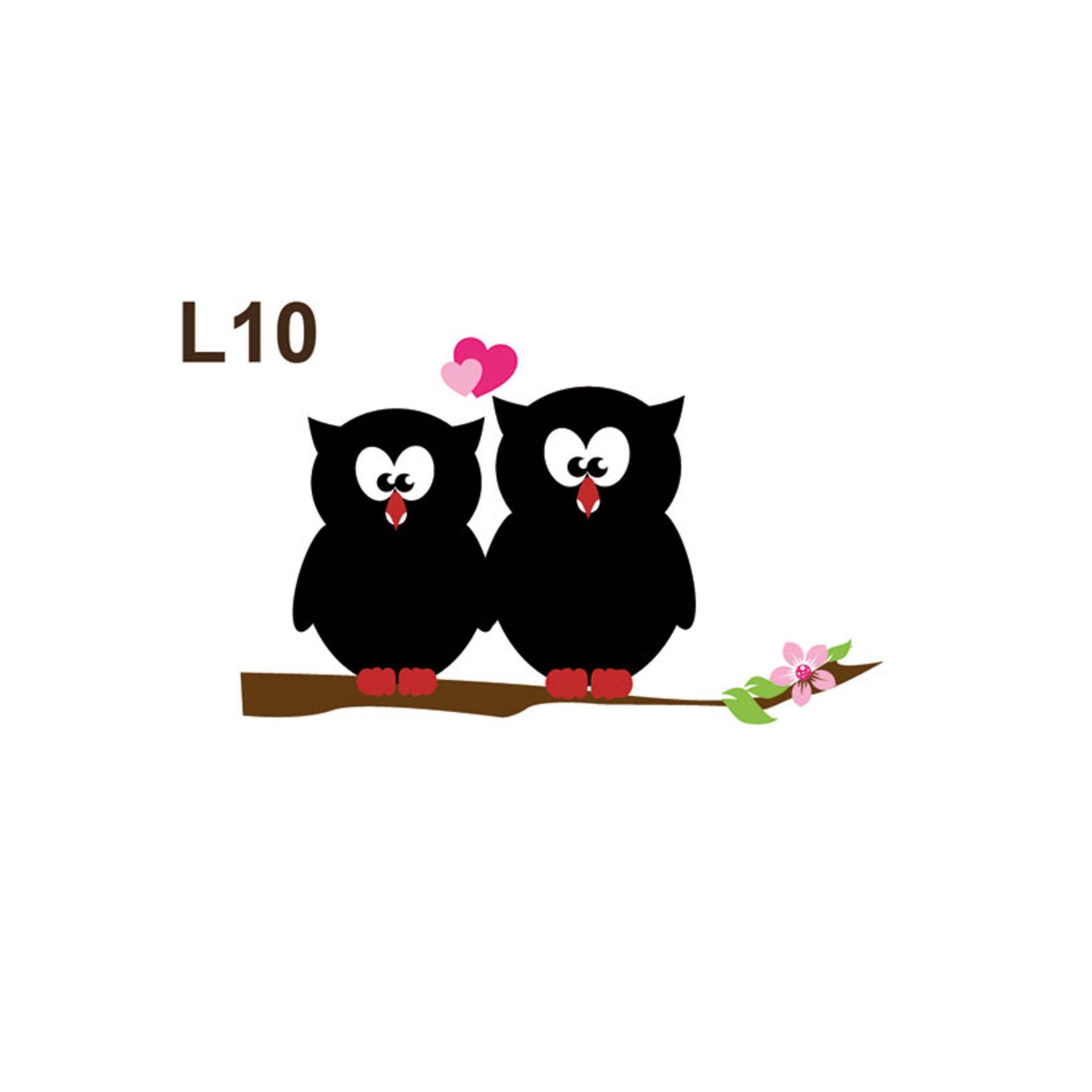 Logos für Lovebirds - Twittern Sie Ihre Liebe
