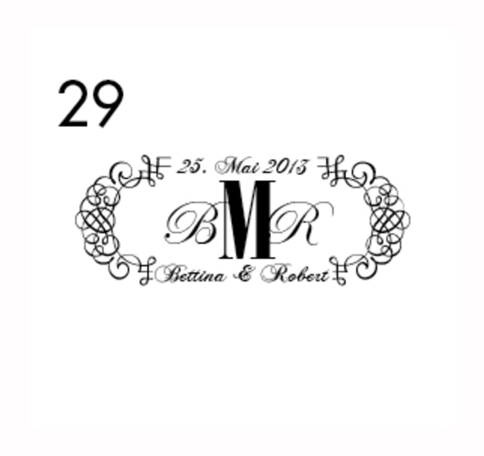 Hochzeitsmonogramme