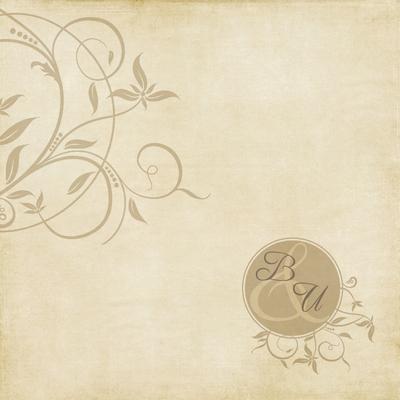 Einsteck kuverts blühe du rose