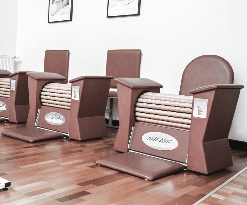 Rolle&Band Massage Fitnesspoint
